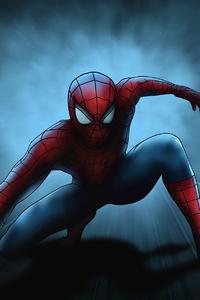 Spider Man Artwork 2021
