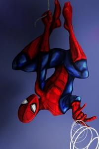 Spider Man Artwork 4k