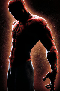 Spider Man Black Background