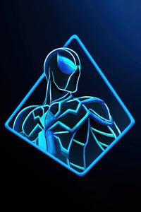 240x320 Spider Man Future Foundation Suit 5k