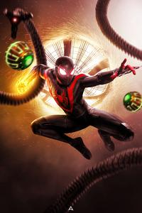 1440x2960 Spider Man Into The Spider Verse 2