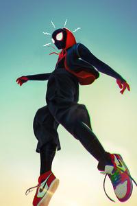 320x480 Spider Man Into The Spider Verse 2 5k