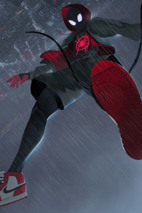 Spider Man Into The Spider Verse FanArt