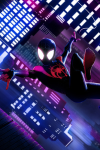 Spider Man Into The Spider Verse New Artworks