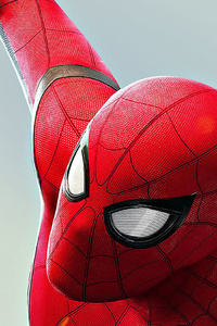 480x800 Spider Man Iron Man