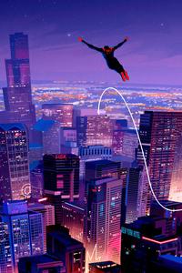 Spider Man Jump