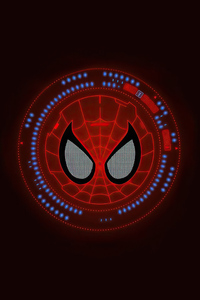 480x854 Spider Man Logo 2020