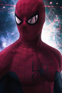 Spider Man Mask Closuep