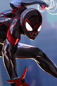 Spider Man Miles 2020 4k