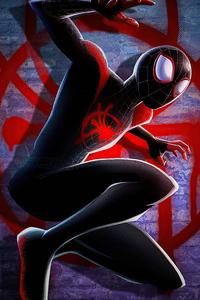 480x854 Spider Man Miles 2020 Art 4k