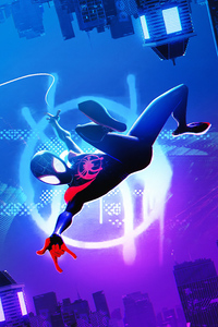 Spider Man Miles Art4k