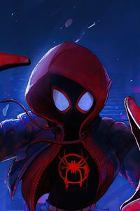 Spider Man Miles Hd