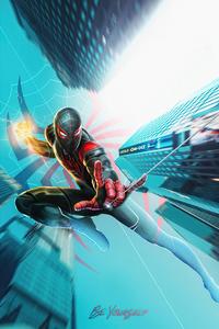 Spider Man Miles Morales 2020