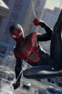 Spider Man Miles Morales Game