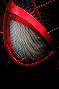 320x568 Spider Man Miles Morales Mask 4k