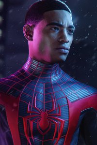 1280x2120 Spider Man Miles Morales Ps5
