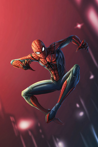 Spider Man New Design