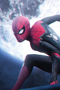 Spider Man New Moon
