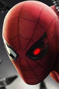 750x1334 Spider Man No Way Home 4k