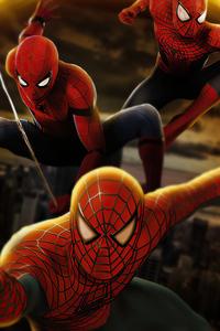 2160x3840 Spider Man No Way Home Poster