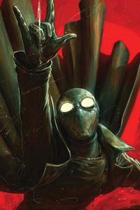 Spider Man Noir 4k 2020
