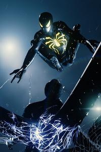 1440x2960 Spider Man PS4 Anti Ock Suit