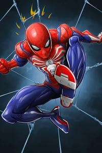 Spider Man Ps4 Artwork
