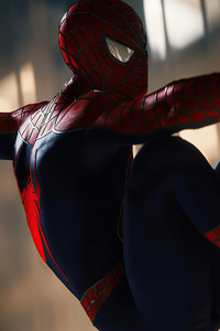 1242x2688 Spider Man Ps4 Game 2020