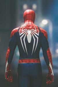 2160x3840 Spider Man Ps4 Game 4k