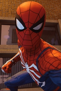 Spider Man PS4 Pro4k 2018