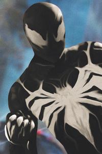 Spider Man PS4 Symbiote