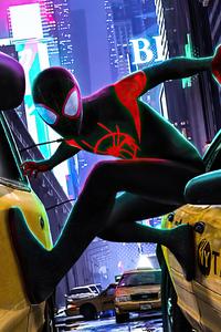 480x854 Spider Man Queens Boy