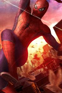 Spider Man Shooter 4k
