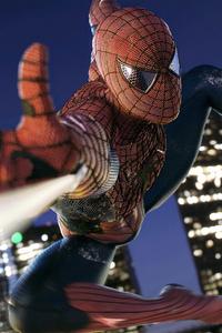 Spider Man Spider Web