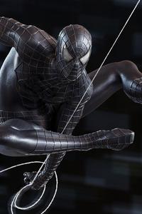 2160x3840 Spider Man Symbiote Suit 5k