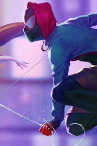 Spider Man Team 4k