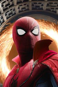 720x1280 Spider Man The Sorcerer Supreme 4k