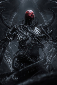 540x960 Spider Man Venomized