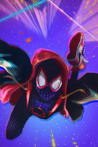 Spider Man Verse 2020 4k