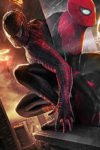 Spider Man Vs Spider 4k