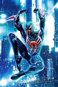 480x800 Spider Man2099