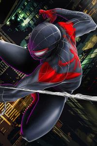 320x568 Spider Manmiles