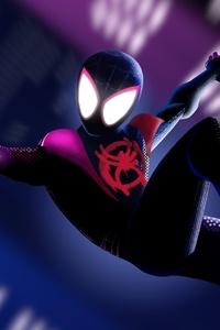 Spider Verse 4k Artwork