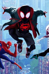 Spider Verse 4k New