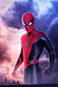 720x1280 Spider Verse Comic Art