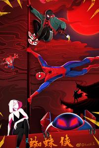 Spider Verse Heroes