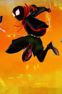 Spider Verse Jumping4k