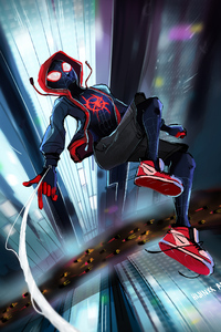 540x960 Spider Verse Latest Artwork