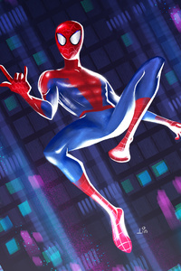 750x1334 Spider Verse New Artworks