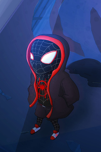 Spider Verse New FanArt